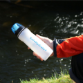 SafeHydrate Water Filter Bottle
